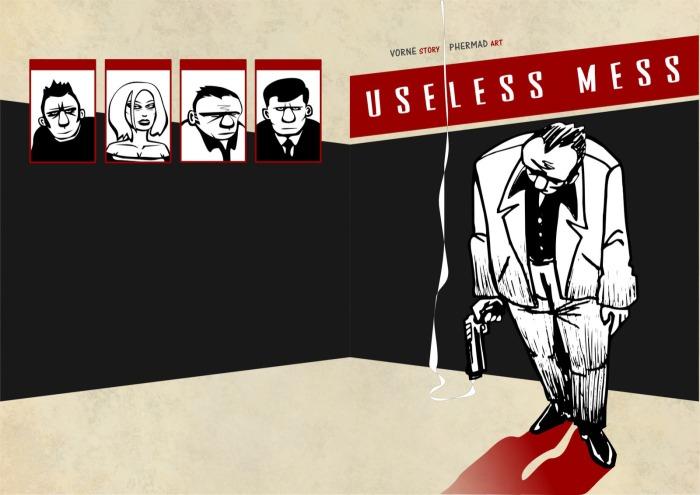 Capa da edição inglesa que nunca chegou a ser publicad.